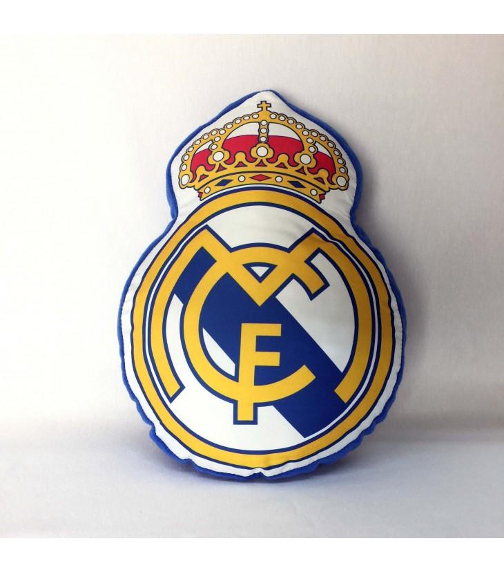 Cojin Edredon Real Madrid.Cojin 3d Real Madrid